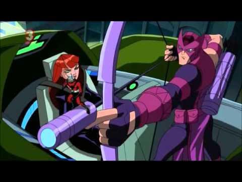 Avengers Earth's Mightiest Hero: Hawkeye