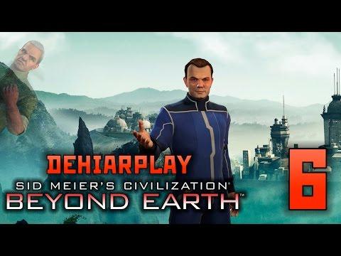 Воздвигаем Славянскую Федерацию в Civilization: Beyond Earth - 6 серия