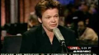 John Mellencamp On Imus