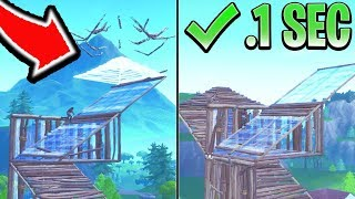 NEW ADVANCED Tips to BUILD FAST on Console! How to Build Faster in Fortnite (Ps4/Xbox Building Tips)