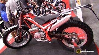3. 2015 Gas Gas TX 200 Randonne Trial Bike - Walkaround - 2014 EICMA Milan Motorcycle Exhibition