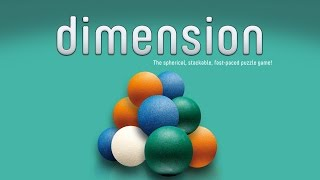 Dimension: The Sperical, Stackable, Fast-Paced Puzzle Game