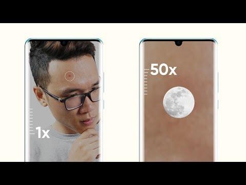 """Huawei P30 Pro chụp trăng """"fake""""??? - Thời lượng: 6 phút và 21 giây."""