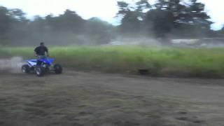 10. 2011 YFZ450R