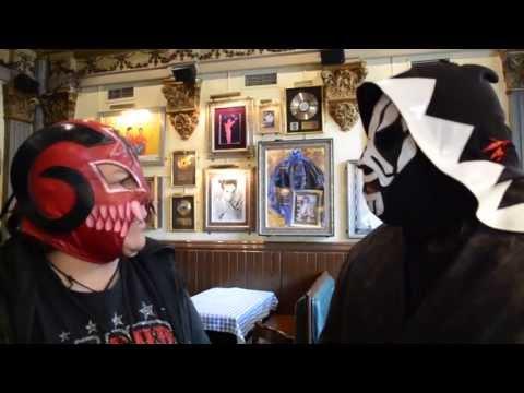 Rderudo L.A Park reto máscaras Dr Wagner Jr
