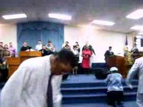 Apostolic Tabernacle COPS Choir