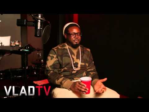 vlad - http://www.vladtv.com - T-Pain addresses a previous comparison he made concerning Ray J after seeing his sex tape with Kim Kardashian, which led into a conve...