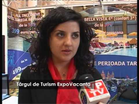 Târgul de Turism ExpoVacanța