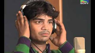 X Factor India - Vishal Srivastava's honest studio performance- X Factor india - Episode 6 -  3rd Ju