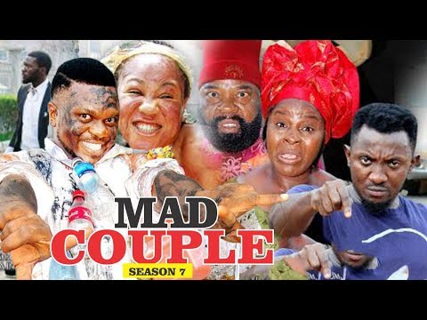 MAD COUPLE 7 - 2018 LATEST NIGERIAN NOLLYWOOD MOVIES || TRENDING NOLLYWOOD MOVIES