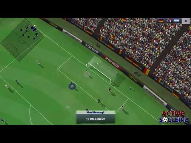 Active Soccer 2 - Official Trailer