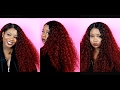 ♡ Sexy Red Head | Color Tutorial Ft. SavonLuxe
