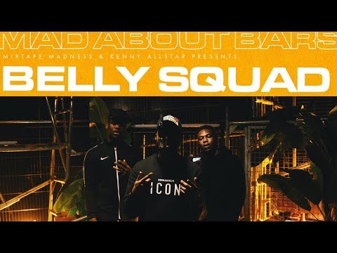 Belly Squad – Mad About Bars w/ Kenny Allstar [S4.E6] | @MixtapeMadness