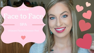 Haylee Clark-Fashion, Beauty & Lifestyle Blogger shares her personal experience - Ultimate Facia