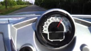 5. 2012 Razor 900xp run