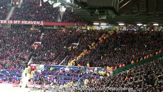 Download Video CSKA Moscow Fans go mental at Old Trafford after the Dzagoev/Vitinho goal v Manchester United MP3 3GP MP4