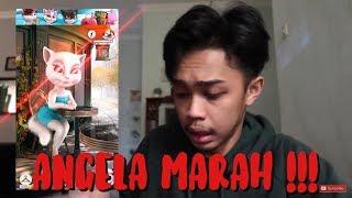 Video Jangan Main Talking Angela Jam 3 Pagi   ANGELA MARAH !!! MP3, 3GP, MP4, WEBM, AVI, FLV Maret 2019
