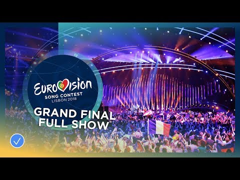 Eurovision Song Contest 2018 - Grand Final - Full Show (видео)