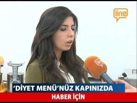 'Diyet Menü'nüz Kapınızda  -27 Kasım 2015-