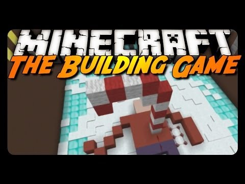 Minecraft: DIRTY CHRISTMAS! (The Building Game)