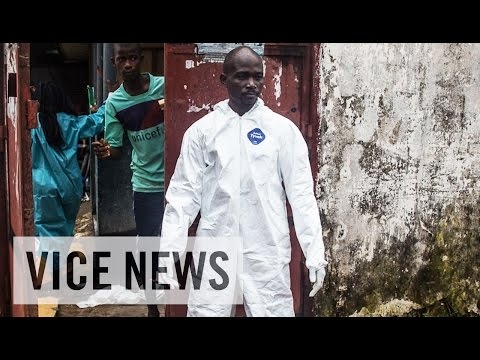 The Fight Against Ebola (Part 1/3)