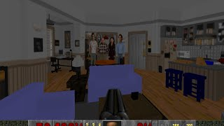 After 100 Hours of Work, Guy Successfully Recreates Jerry Seinfeld's Apartment in Classic DOOM
