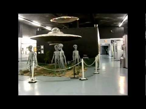 Roswell New Mexico Space Aliens and things that landed on Earth