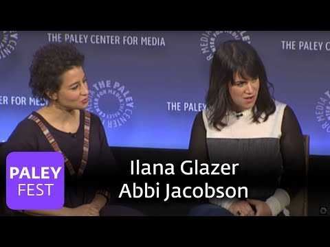 Talkshow - Broad City, Amy Poehler & Seth Rogen