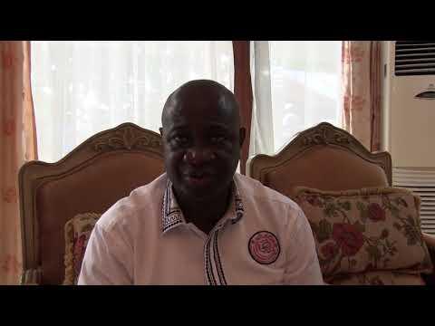 COTE D'IVOIRE: LES INTERVIEWS- DU PREFET,  DU DR TANOH MEA ANTOINE