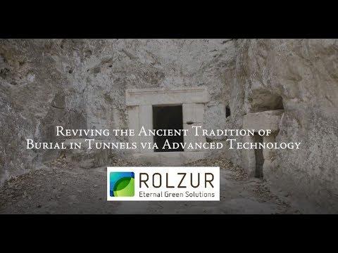 """Video - Η υπόγεια """"πόλη των νεκρών"""" στην Ιερουσαλήμ [ΒΙΝΤΕΟ]"""