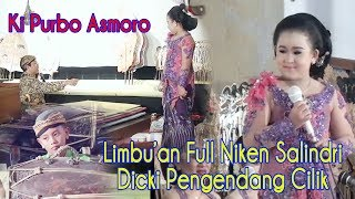 Video Niken Salindri Limbuk'an full vs ki Purbo Asmoro MP3, 3GP, MP4, WEBM, AVI, FLV Januari 2019