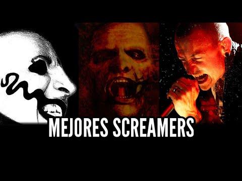 Top 5 MEJORES Screamers del Metal