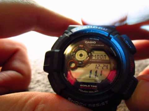 Casio G-Shock Mudman 9300 Full Review - Alloutdoor1