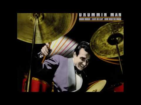 Gene Krupa & His Orchestra- Drummin´Man (Full Album)
