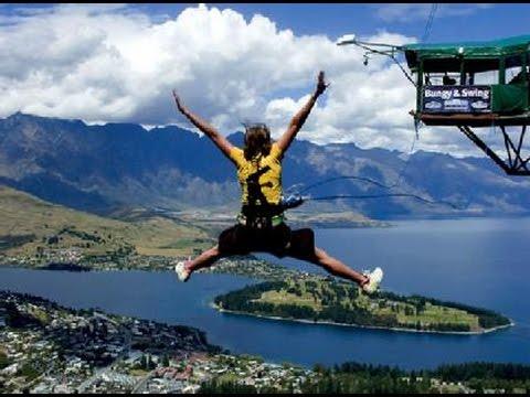 Bungee Jump, salto sin cables ¿te atreves?