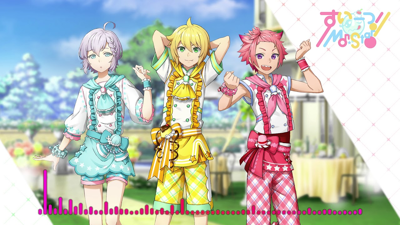 「Sweet Suite すいーつ!Mon-Star! -short ver.-」 byすいーつ!Mon-Star!