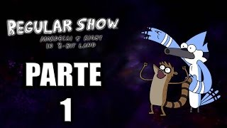 Parte 1 do meu Let's Play do game Regular Show Mordecai and Rigby in 8-bit land, exclusivo para 3DS. Espero que gostem =D Siga-me no twitter: http://www.twit...