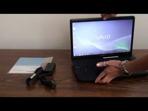 Sony VAIO EB Series Walkthrough and Review