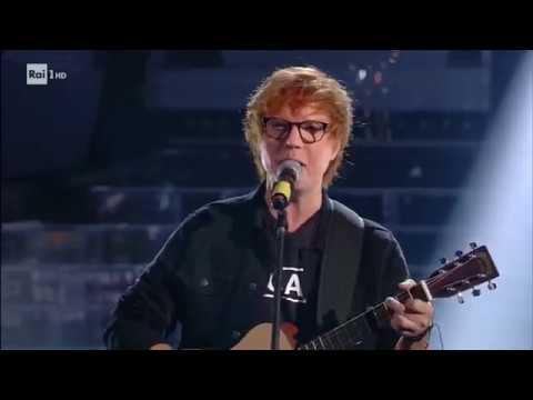 Video Massimo Di Cataldo è Ed Sheeran:
