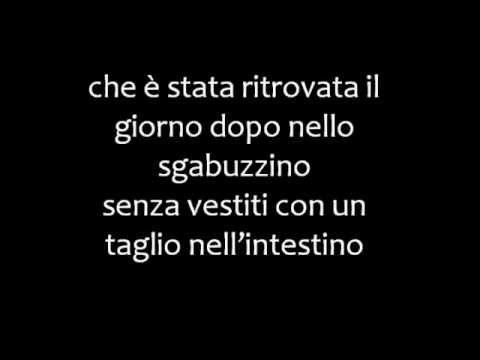 , title : 'Fabri Fibra - Venerdì 17 (CON TESTO)'