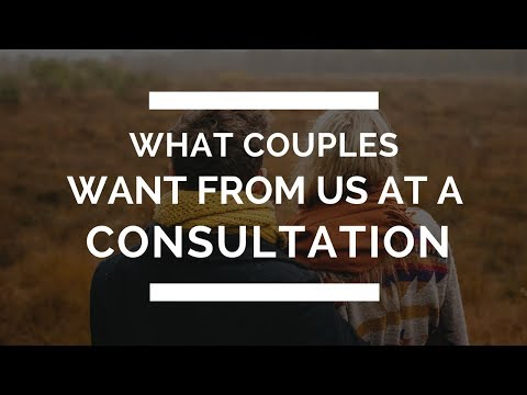 What Couples Want From A Consultation | The Zita West Clinic