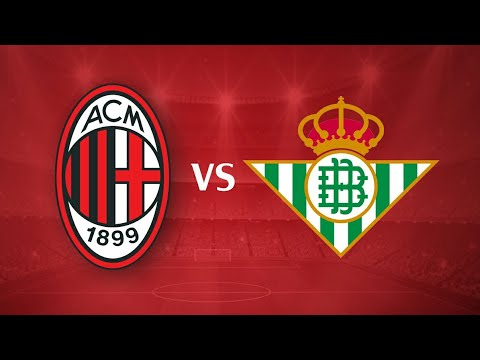 AC Milan vs Real Betis 1-2 - Highlights & Goals - 09 August 2017