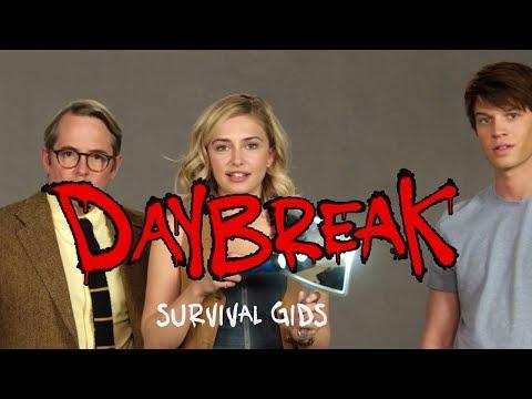 Kan De Cast Van Daybreak Een Echte Apocalypse Overleven? | Netflix
