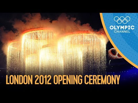 Olympische Sommerspiele 2012 London / The Complete London 2012 Opening Ceremony | London 2012 Olympic Games