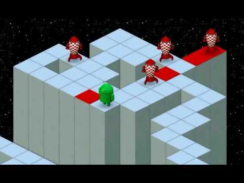 Video of RocketDroid Sokoban 3d
