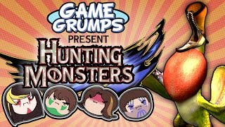 Video GAME GRUMPS PRESENT: HUNTING MONSTERS EP.1 QURUPECO - Polaris MP3, 3GP, MP4, WEBM, AVI, FLV Mei 2019