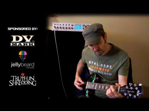 """Bicio DV Mark """"Alien Abduction"""" Guitar Competition 2014"""