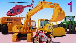 Video One HOUR of AApV Cartoons - Diggers, Trucks, Helicopters, Bulldozers, Cars for Children MP3, 3GP, MP4, WEBM, AVI, FLV November 2018