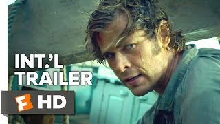 In the Heart of the Sea Official International Trailer #1 (2015) - Chris Hemsworth Movie HD