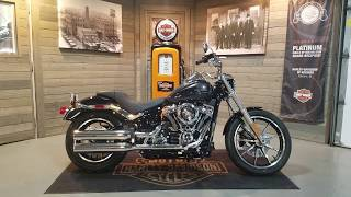 4. 2019 Harley-Davidson Softail Low Rider FXLR- Midnight Blue